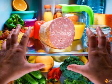 Cum sa mentii mancarea din frigider proaspata mai mult timp, fara sa se altereze gustul