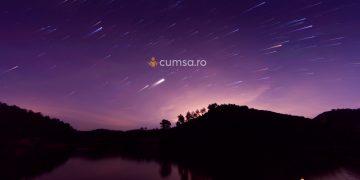 Cum sa vezi Leonidele, ploaia de meteori, cu ochiul liber sau Live Video Online